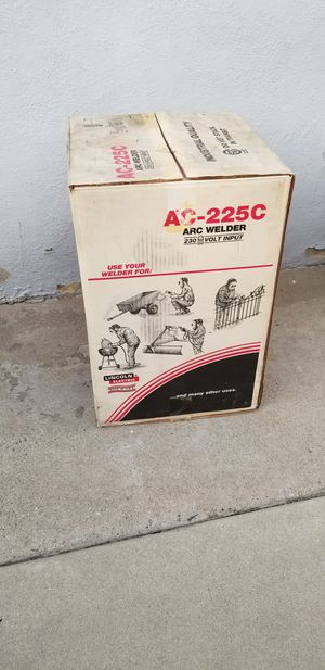 Lincoln Electric Arc Welder for Sale in Whittier, CA