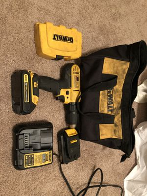 "Dewalt 1/2"" Drill for Sale in Tampa, FL"
