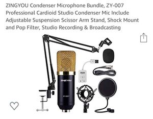 Microphone Set for Sale in Detroit, MI