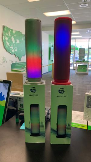 Bluetooth Speaker towers for Sale in Waco, TX