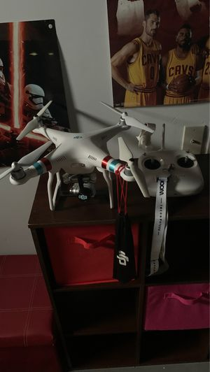 Dji phantom 3 for Sale in Columbus, OH