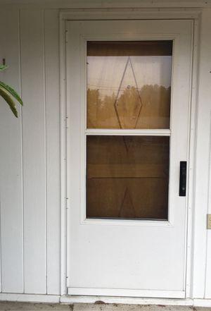 Storm Door for Sale in Federal Way, WA