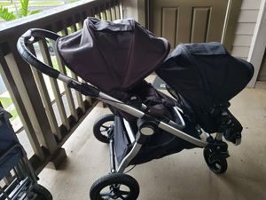 City Select Baby Jogger Double Stroller for Sale in Honolulu, HI