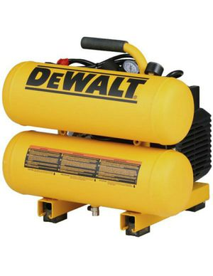 DEWALT 4 Gal. Portable Electric Air Compressor for Sale in Westminster, CA