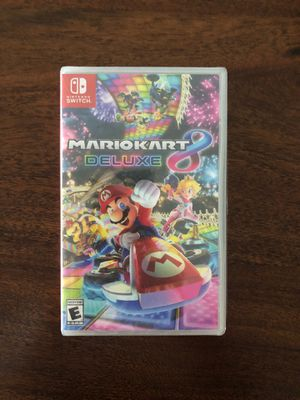 Mario kart 8 Deluxe for Sale in Lake Worth, FL