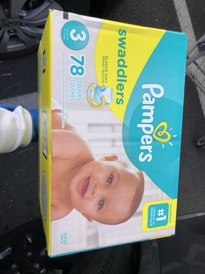 Diapers wipes pull ups for Sale in Brick Township, NJ