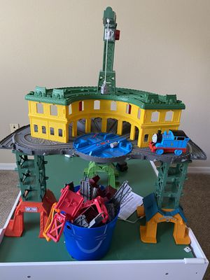 Thomas and friends super station for Sale in Wesley Chapel, FL