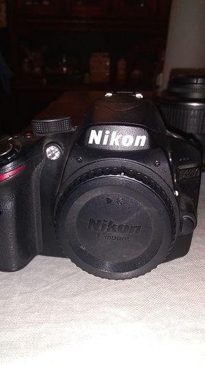Nikon D3200 for Sale in Camarillo, CA