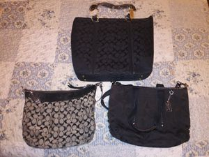 Coach Purses (prices in description) for Sale in Reynoldsburg, OH
