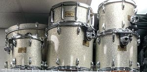 Pearl Master Custom Drum Set for Sale in Joint Base Andrews, MD