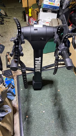 Thule 2 bike hitch mount bike rack with hitch for Sale in South Park Township, PA