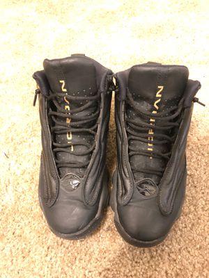 Jordan size 5.5 throw ah price for Sale in San Antonio, TX