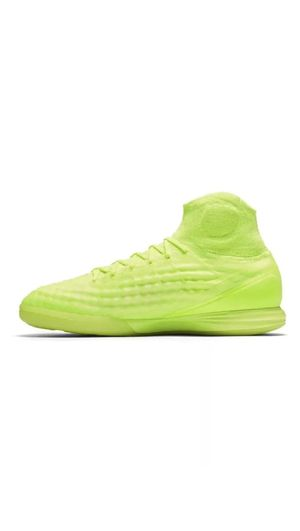 New Men's Zs 10 Nike Magistax Proximo II IC Indoor Soccer Shoe Volt for Sale in Staten Island, NY