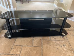 TV, entertainment stand for Sale in Las Vegas, NV