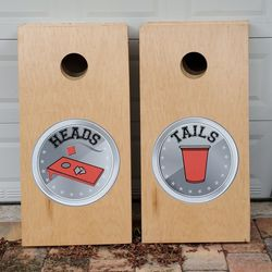 New Cornhole Lawn Game Corn Hole Boards for Sale in Hollywood,  FL