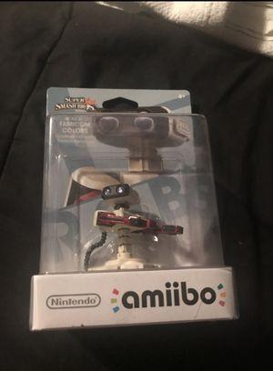 Super Smash Bros 4 R.O.B amiibo for Sale in French Creek, WV