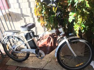 Electric Bicycle (bike) ebike for Sale in Newport Beach, CA