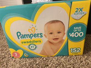 Size 3,4,5 Pampers for Sale in Fort Washington, MD