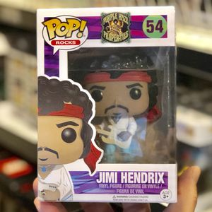 Funko Pop - JIMI HENDRIX WOODSTOCK - Rocks for Sale in La Habra Heights, CA