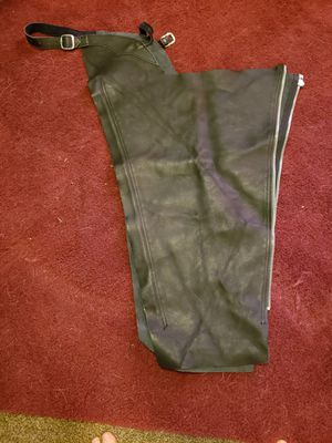 Leather chaps for Sale in Henderson, KY