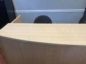 Big reception desk for Sale in Atlanta, GA