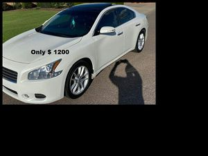 Price$12OO Nissan Maxima for Sale in Mesa, AZ