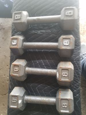 Weights dumbbells for Sale in Elmwood Park, IL