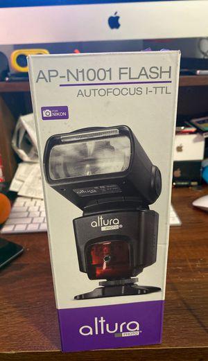 Altura Photo AP-N1001 Flash for Nikon DSLR Camera for Sale in Los Angeles, CA