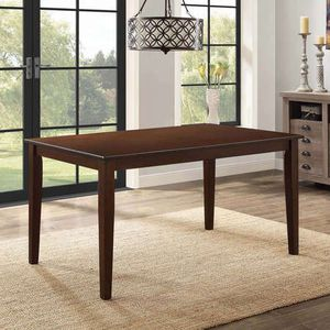 """Bankston Dining Table, Mocha by Better Homes and Gardens 58.5""""L x 35.5""""W x 30""""H for Sale in Phoenix, AZ"""