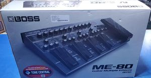 Boss ME-80 Multi Effects Guitar Pedal for Sale in Bridgeport, CT