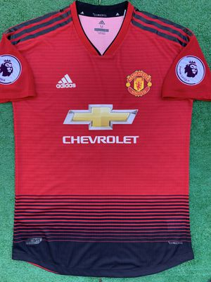 2018/19 Manchester United soccer jersey M for Sale in Raleigh, NC