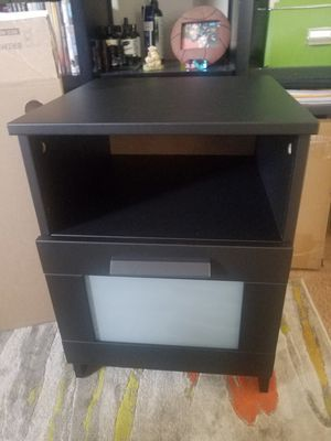 Ikea Brimnes side table for Sale in Los Angeles, CA