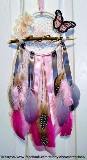 **Gorgeous Butterfly dreamcatcher!** for Sale in Fayetteville, AR