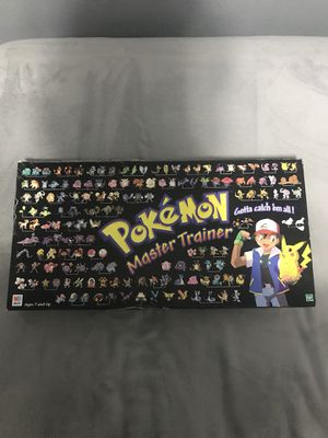 1999 Pokémon master trainer 100% COMPLETE for Sale in Lynnwood, WA