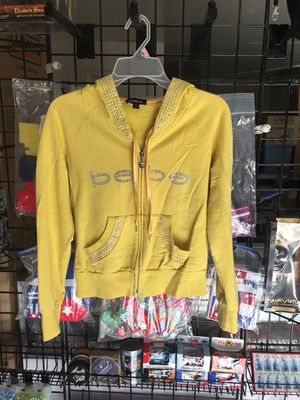 Yellow BeBe hoodie for Sale in Nellis Air Force Base, NV