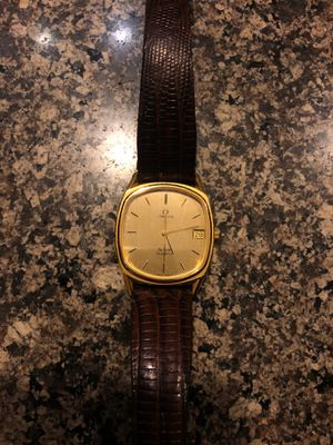 Omega De ville quartz watch for Sale in Dallas, TX