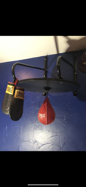 Everlast Speed bag for Sale in Coppell, TX