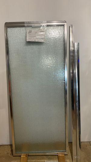 Glass shower door (brand new) for Sale in Middleburg, VA