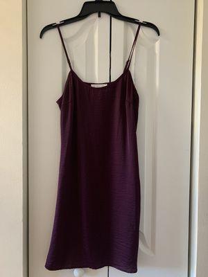 purple flowy dress for Sale in Homestead, FL