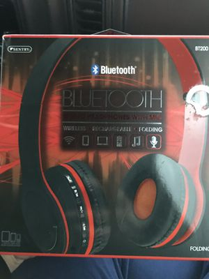 Bluetooth wireless headphones / audifonos for Sale in Phoenix, AZ