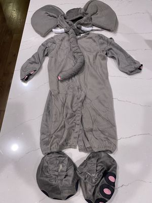 Elephant Halloween costume 6-18 mo for Sale in Simpsonville, SC
