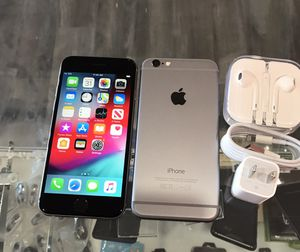 iPhone 6 16GB Unlocked Excellent Condition $109 each for Sale in Cary, NC