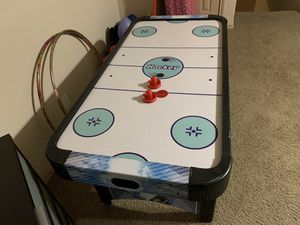 Smaller sized air hockey table for Sale in Irving, TX