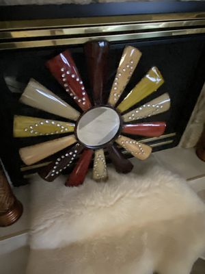 Wall art mirror for Sale in Detroit, MI