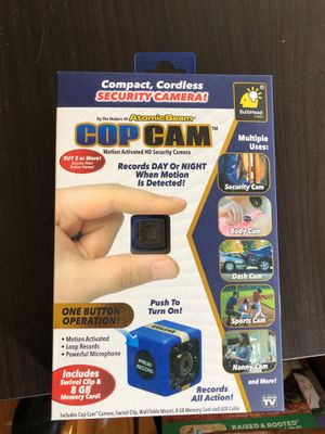 Atomic Beam Cop Cam for Sale in Hawley, PA