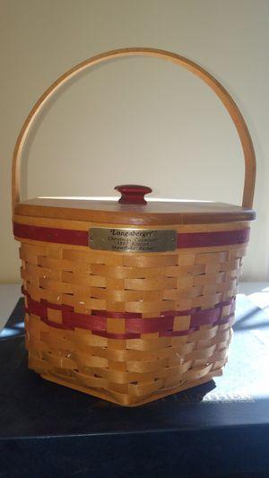Longaberger basket for Sale in Fallston, MD