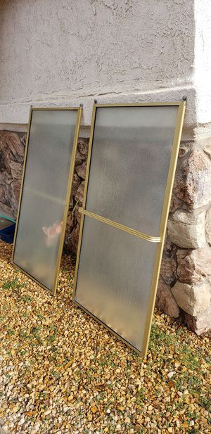 Glass Shower Doors. for Sale in Victorville, CA