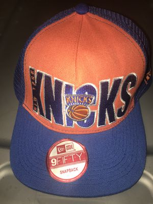 New York Knicks 9fifty Snap back hat NWT for Sale in Colorado Springs, CO