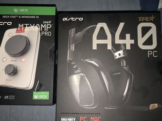 ASTRO A40 + Mix AMP Pro for Sale in Hermosa Beach,  CA