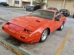 84 DATSUN 300ZX TURBO W/ CALLAWAY INTERCOOLER UPGRADE for Sale in North Miami Beach, FL